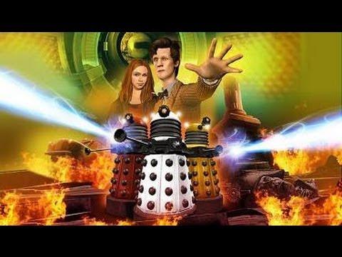 Прохождение Doctor Who: The Eternity Clock [Русская озвучка]