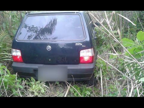 CAXIAS: Carro tomado de assalto foi abandonado na zona rural de Caxias