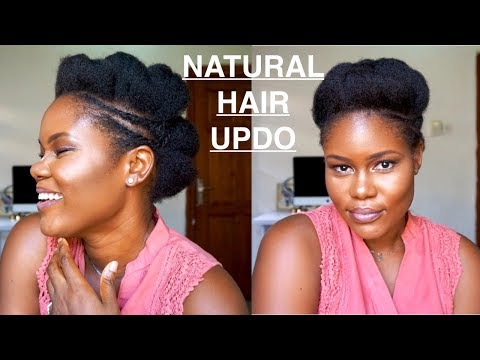 simple-and-elegant-4c-natural-hair-updo-|-roll,-tuck-&-pin-mohawk-style-(easy-protective-style!)