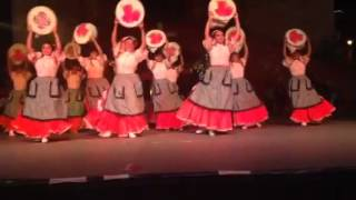 Ballet Folklórico Universidad de Gto. Día de las flores 5