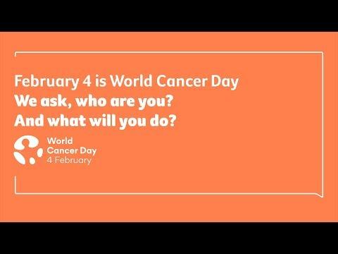 World Cancer Day - IAmAndIWill Mp3