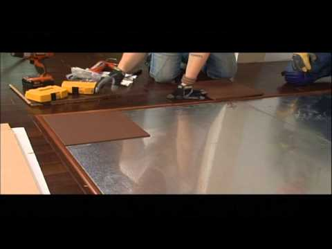 The Magnetic Leather Tiles Floor Leather Installation Diy