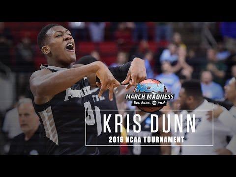 Kris Dunn Highlights: 2016 NCAA Tournament