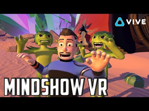 DIRECTING YOUR OWN VIDEOS ► MINDSHOW VR - HTC VIVE