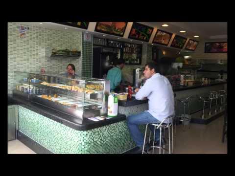 Reforma de lanchonete  Kit Bar e Lanches  YouTube