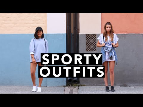 Sporty Outfits, #Backtoschool