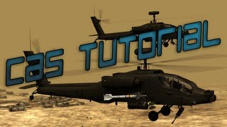 Project Reality Tutorial #8 - CAS Choppers (Apache/Havoc)