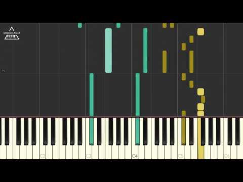 방탄소년단 (BTS) - Save ME Piano Tutorial