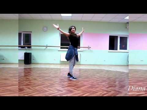 Танцы/La Morale.Kendji Girac/Dance Diana Vanyan