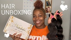 BUNDLES??! Nadula Hair Unboxing & First Impression
