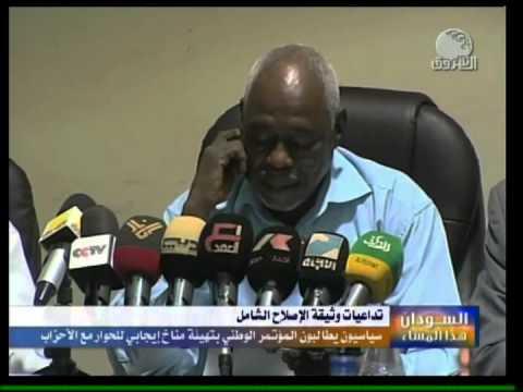 مُحمّد الأمين خليفة لـ (التيار): تدخُّل الجيش في السلطة مجرد