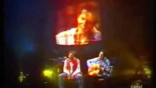 Alejandro Sanz y Paco Ortega -