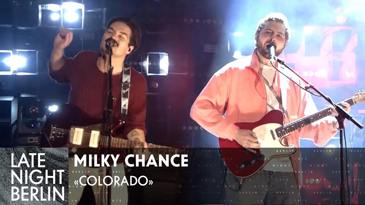 Milky Chance - Colorado | Live bei Late Night Berlin | ProSieben