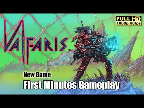 New Game : Valfaris - First Minutes Gameplay [1080p 60fps] |