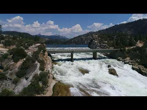 Mammoth Pool California (overflow)
