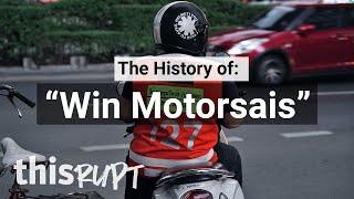 """Thisrupt History: Motorcycle Taxis, aka """"Win Motorsais"""""""
