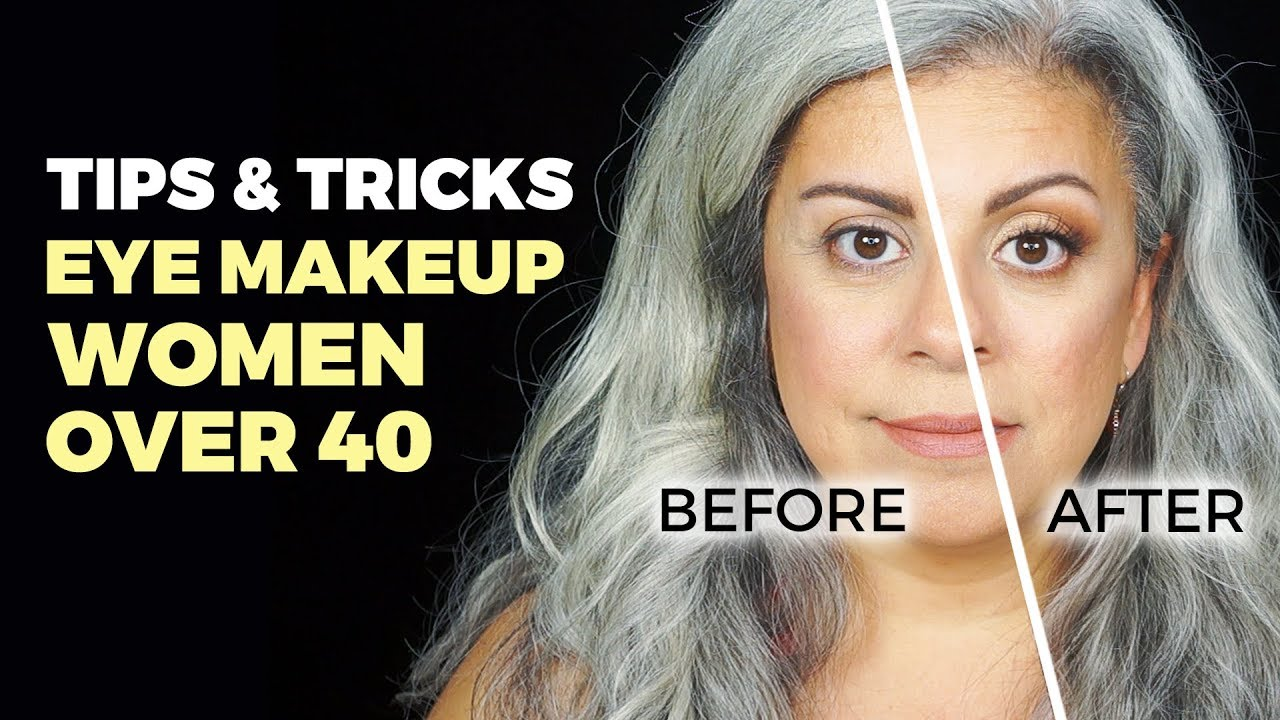 Eye Makeup for Women Over 11  Maryam Remias