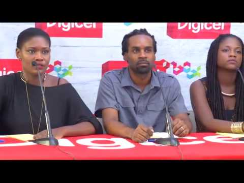 Digicel Haiti | Digicel Stars 2015 Auditions PV