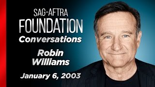 Conversations with Robin Williams (Full Q&A)