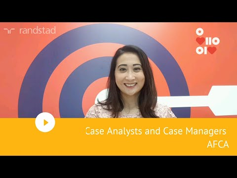 Case Analysts and Case Managers AFCA