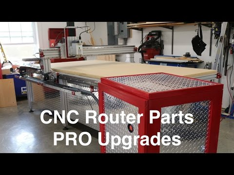Cnc router parts pro for sale
