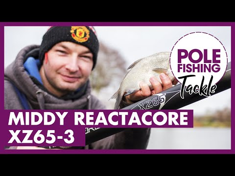 Middy Reactacore XZ65-3 Pole - Used By Winners