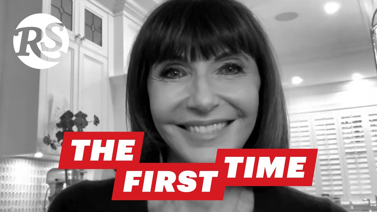Mary Steenburgen on Happiest Season, Book Club and Jack Nicholson | The First Time