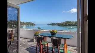 LUXURY LOFT STYLE HOME WITH FABULOUS WATER VIEWS