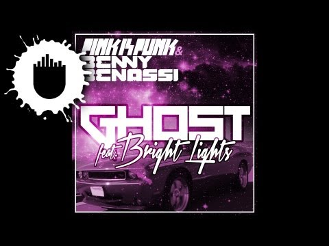 Pink Is Punk & Benny Benassi Feat. Bright Lights - Ghost (Cover Art)