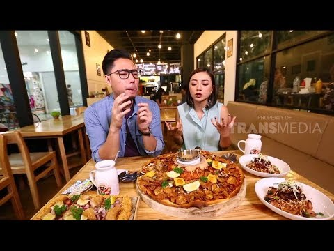Pizza Jumbo Setengah Meter  Dan Pizza Gurami | DETEKTIF RASA  (30/06/18) 2-3