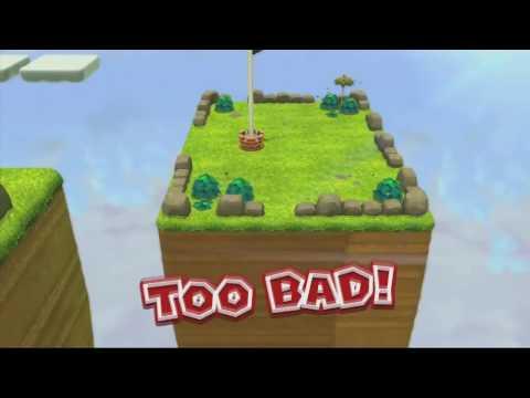 Mario's Hard Knock Life. [SnazzyMazzy]