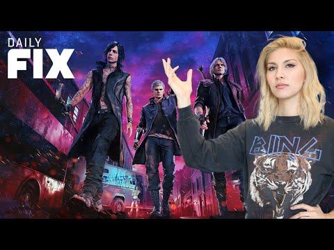 Devil May Cry 5's Dante Might Be A Dead Man - IGN Daily Fix