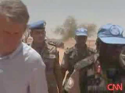 Meet Darfur peacekeepers