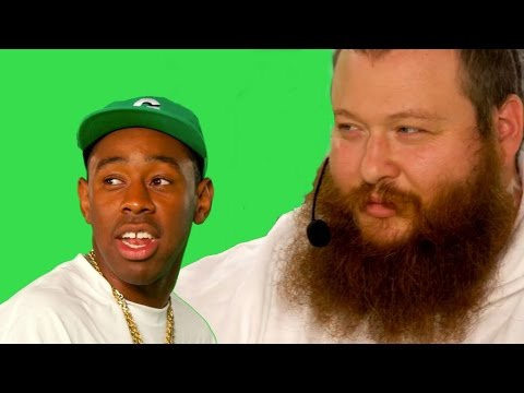Ancient Aliens ft. Tyler, The Creator - All Funny Moments [HD]