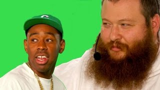 Ancient Aliens ft. Tyler, The Creator - Funny Moments