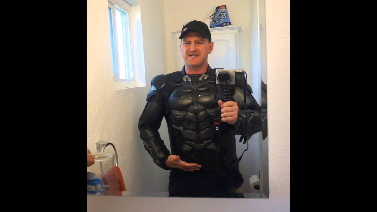 ud replicas batman arkham knight suit update youtube