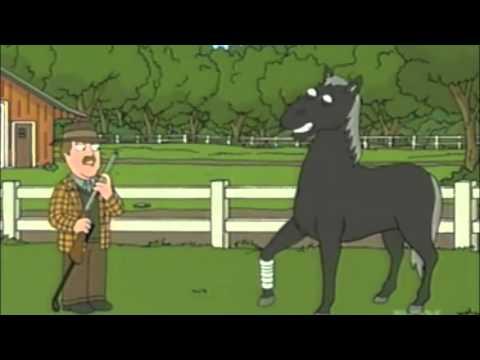 Family Guy Healthier Than a Horse