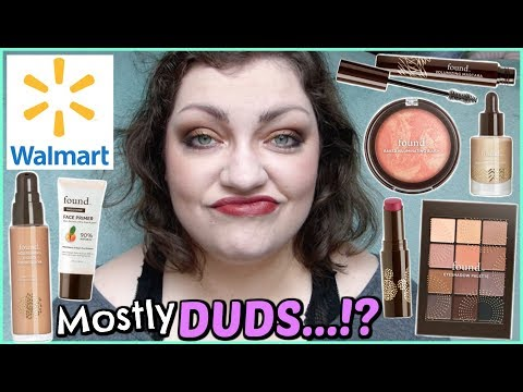 "WALMART MAKEUP ""found"" 
