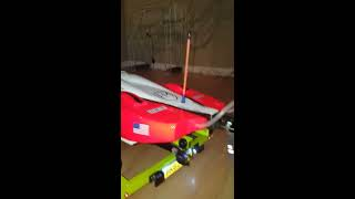 Rc trailer miss geico black jack flowmaster catamaran