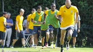 Bonucci And Khedira Rejoin Juventus Ranks - Bonucci E Khedira Si Uniscono Al Gruppo