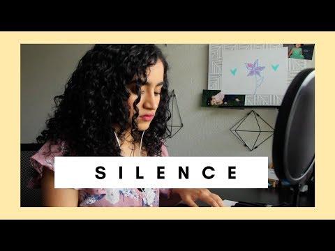 marshmello-ft.-khalid---silence-(cover)