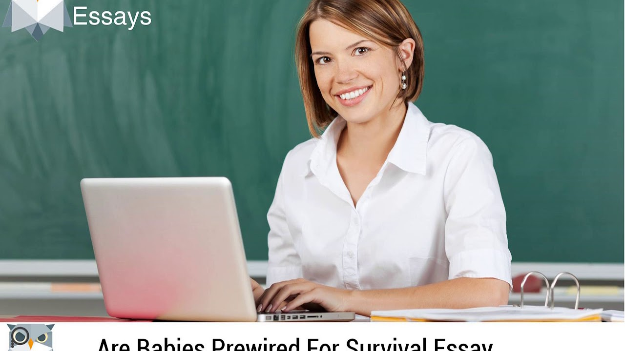 are babies prewired for survival Babies are born helpless and totally dependent upon caregivers for survival development involves the increasing capacity for self-regulation and self-control the transition from helplessness to competence, from dependence on others to the ability to manage one's own emotions and behaviors.