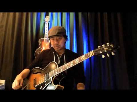 Lullaby of Birdland for Easy Jazz Guitar - YouTube