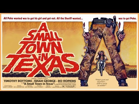 Random Movie Pick - A Small Town in Texas (1976) Trailer - Color / 2:27 mins YouTube Trailer