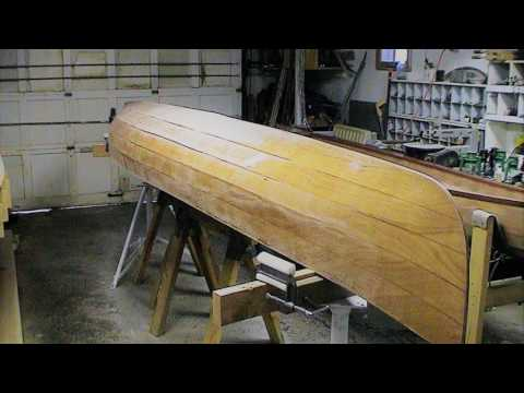 Stitch & Glue Canoe Building