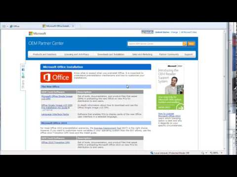 How To Obtain Media for OEM/Retail Office 2013 products
