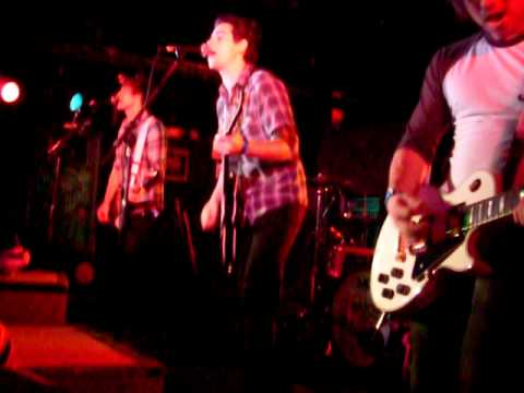 The Downtown Fiction - Your Voice (Boston 11.3.10)