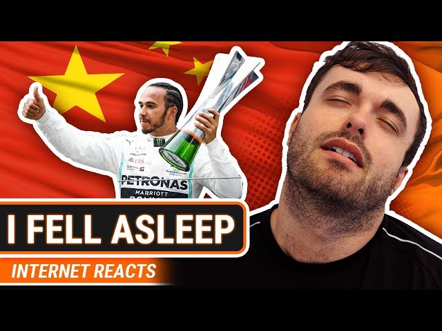 The Internet's Best Reactions To The 2019 Chinese Grand Prix