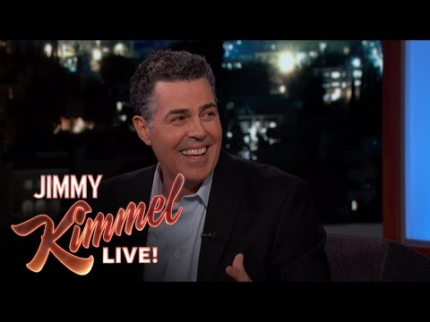 Jimmy Kimmel Shares Old Clip of Adam Carolla's Public Access Show