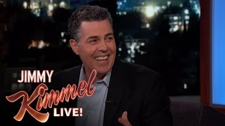 Jimmy Kimmel Shares Old Clip of Adam Carolla